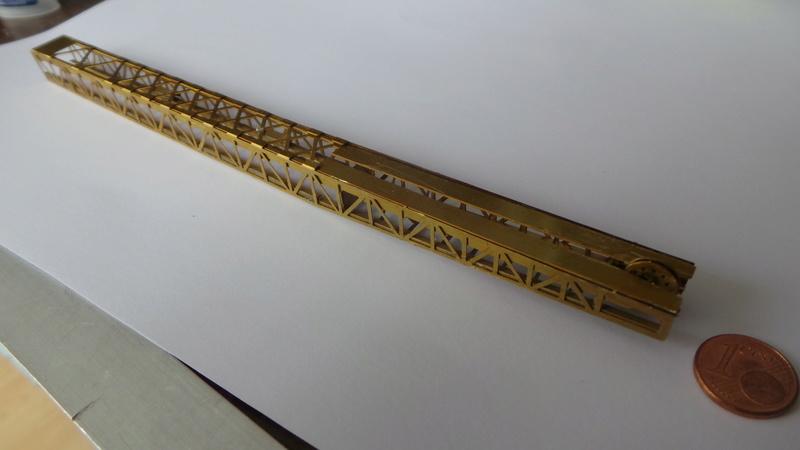 Les catapultes du cuirassé Richelieu au 1/100 ème (1940) 20160718