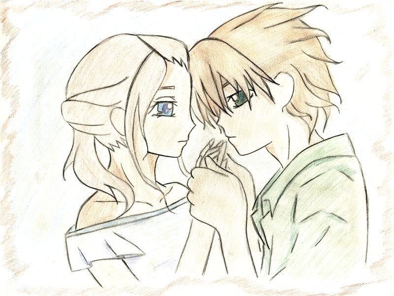 Mes dessins Couple11