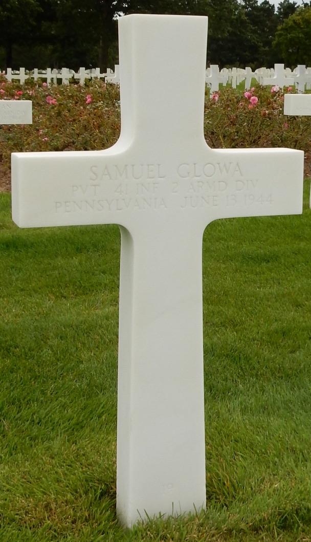 Samuel Glowa KIA 13 JUIN 1944 EN NORMANDIE Img_1021