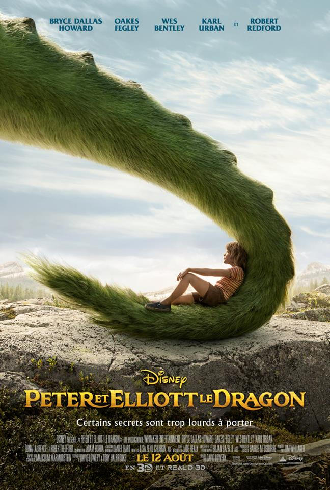 [Disney] Peter et Elliott le Dragon (2016) - Page 4 13428310