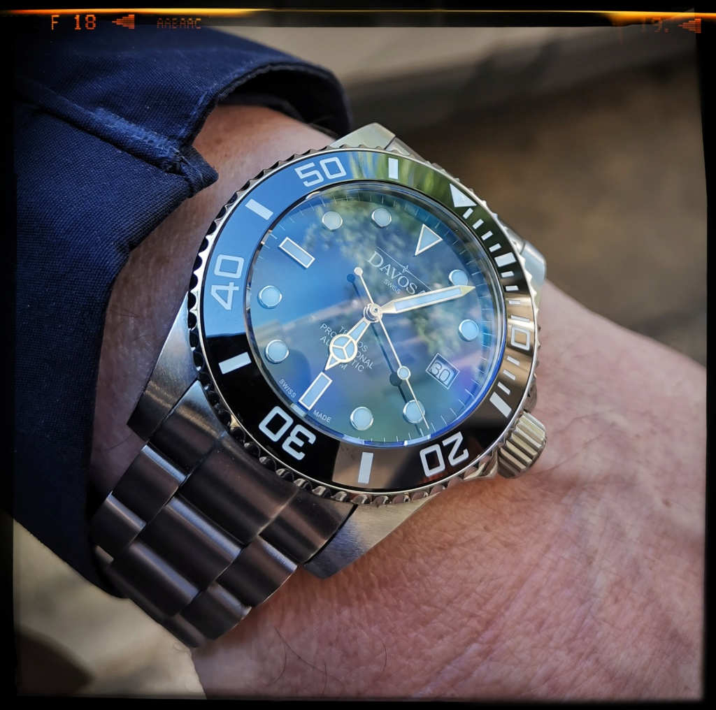 """Ocean - Le club des heureux propriétaires décomplexés de montres """"hommage"""" - tome 2 - Page 18 Img_2063"""