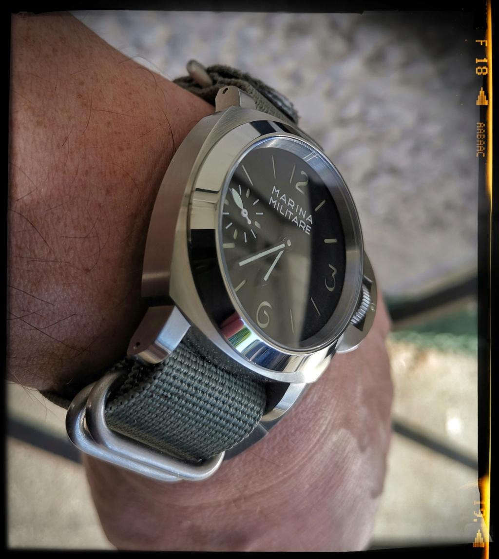 """Ocean - Le club des heureux propriétaires décomplexés de montres """"hommage"""" - tome 2 - Page 19 Img_2067"""