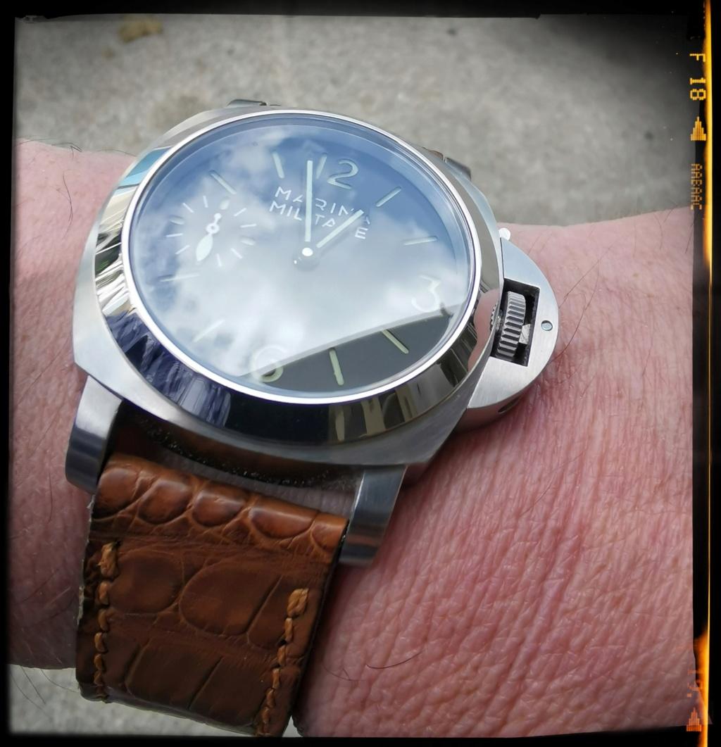 """Ocean - Le club des heureux propriétaires décomplexés de montres """"hommage"""" - tome 2 - Page 19 Img_2069"""