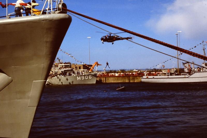 Ouverture du nouveau port de Zeebrugge en juillet 1985 - Page 2 001_ju10