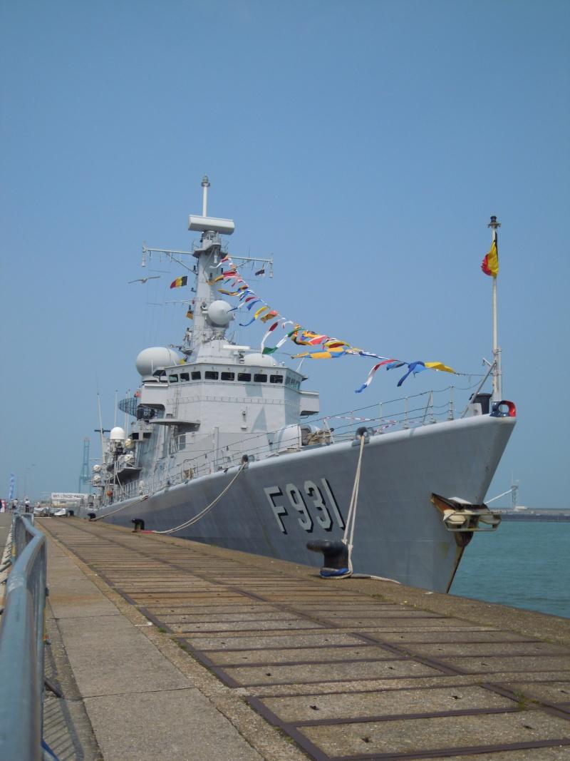 Portes ouvertes 2013 - Navy Days Zeebrugge 2013 - Page 2 Dscn2811