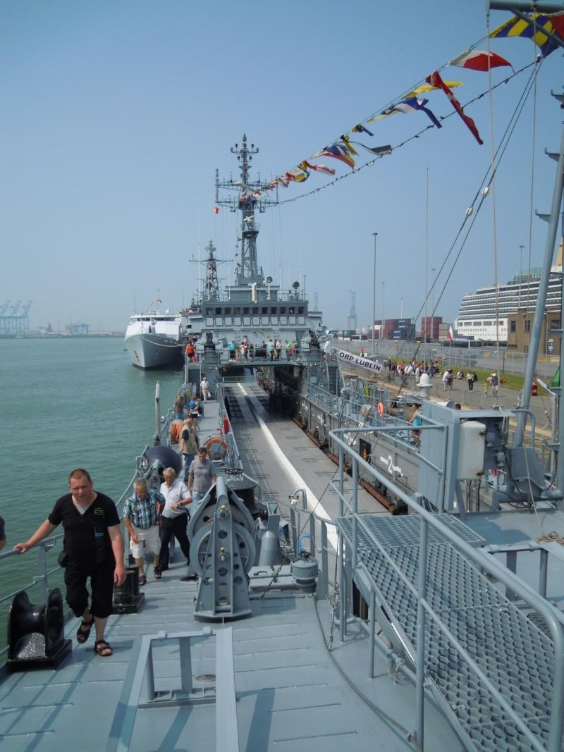 Portes ouvertes 2013 - Navy Days Zeebrugge 2013 - Page 3 Dscn2910