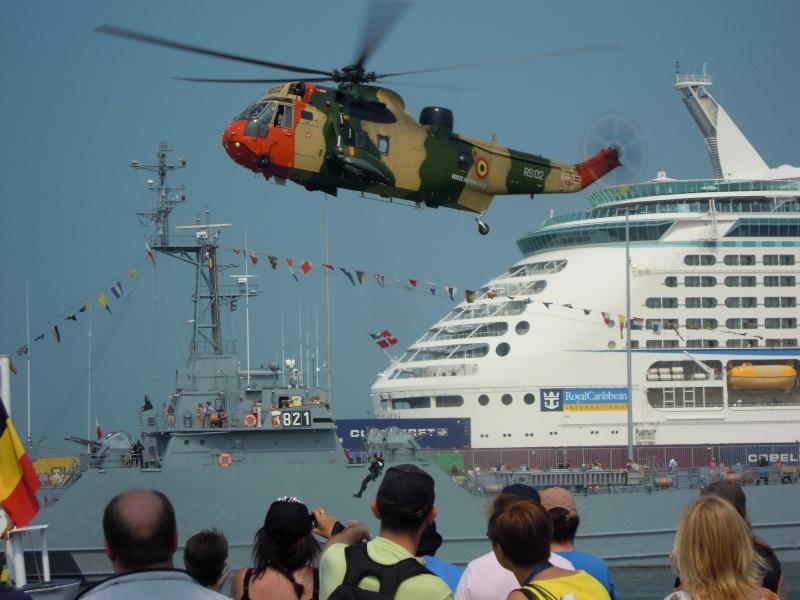 Portes ouvertes 2013 - Navy Days Zeebrugge 2013 - Page 3 Dscn2914