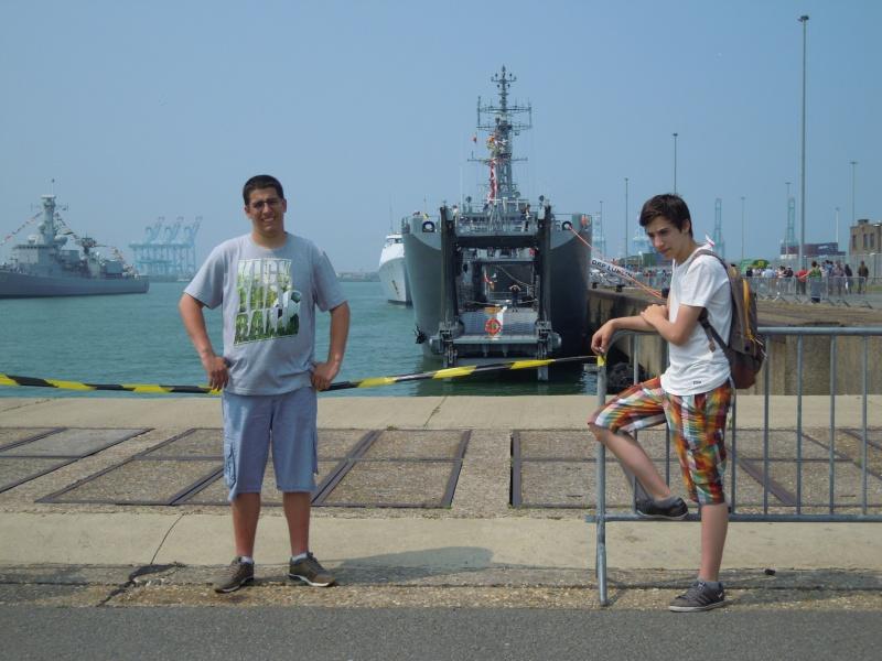 Portes ouvertes 2013 - Navy Days Zeebrugge 2013 - Page 3 Dscn2916