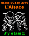 Vespa racer tricycle 1952  - Italian Meeting 2018 Logo_s11