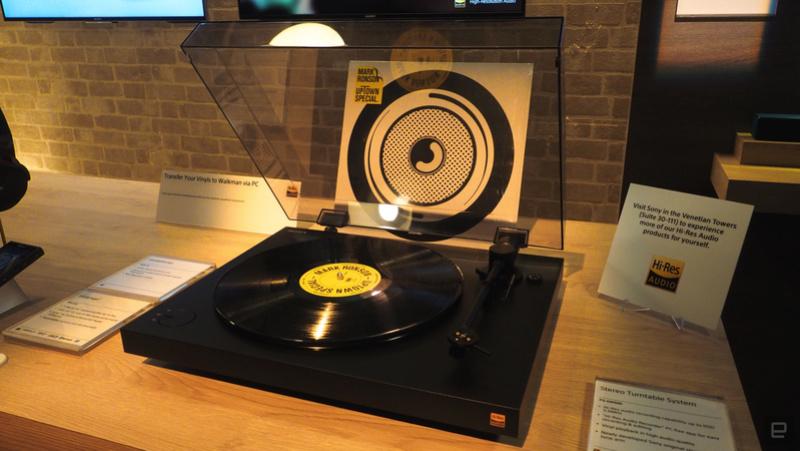 La Platine Vinyle SONY PS-HX500 convertit vos vinyles en DSD Sonytu10