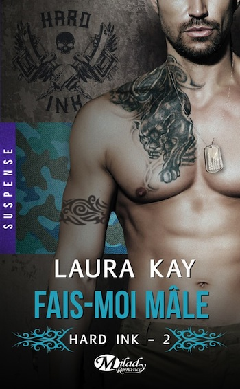 Hard Ink - Tome 2: Fais-Moi Mâle de Laura Kaye Hard-i10
