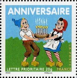 Bon Anniversaire Lolo Timbre12