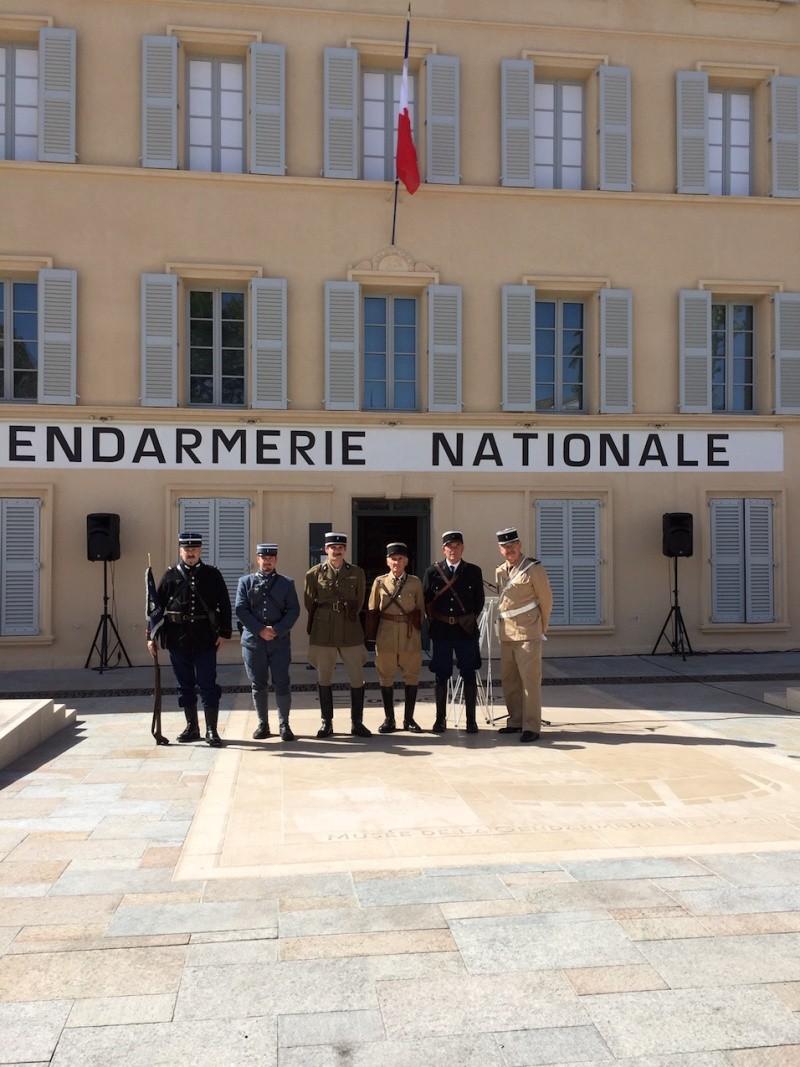 INAUGURATION DU MUSÉE DE LA GENDARMERIE ET DU CINEMA Avant_10