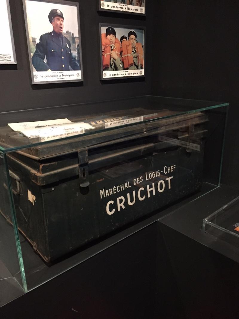 INAUGURATION DU MUSÉE DE LA GENDARMERIE ET DU CINEMA Mdl_ch10