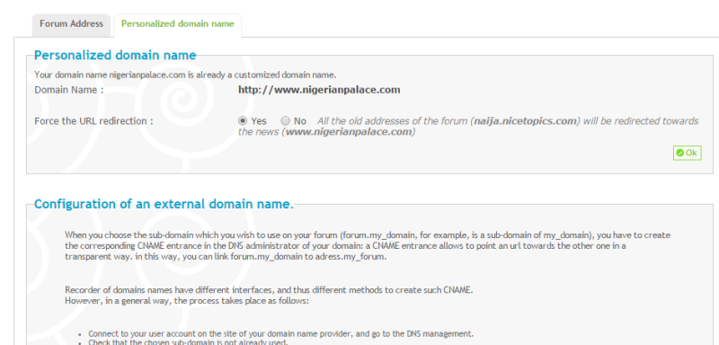 I bought a domain from godaddy what next please Untitl10