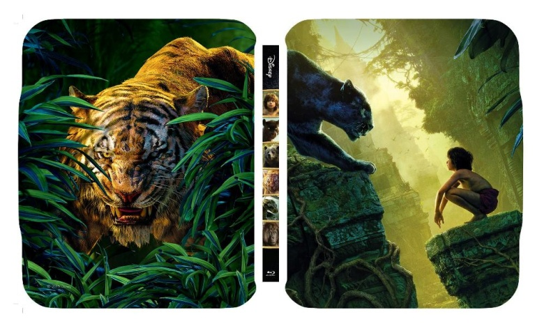 [Débats / BD] Les Blu-ray Disney en Steelbook - Page 39 Jungle11