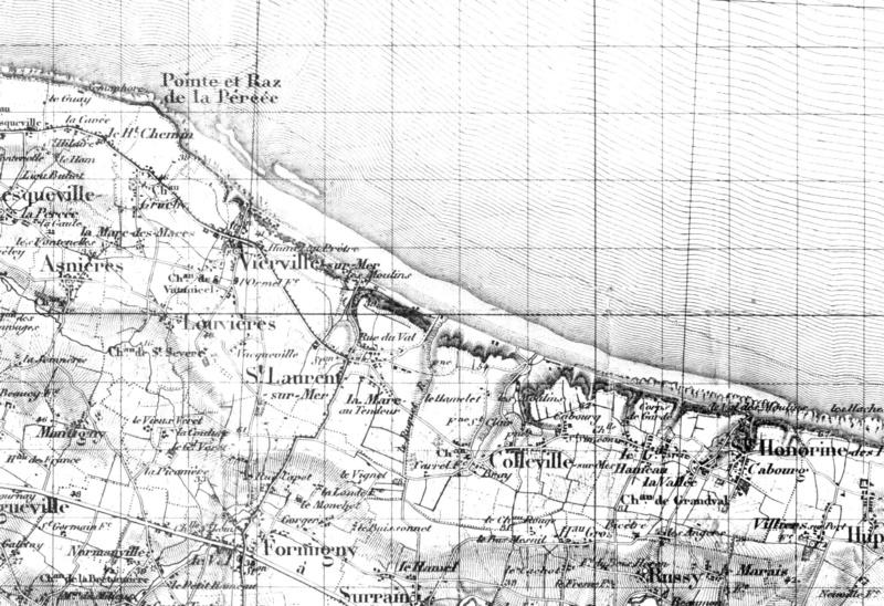 1 - Les plans de débarquement pour le Jour J 0667-i10