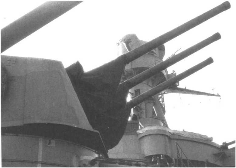 3 - Les forces navales et les bombardements navals prévus sur Omaha Beach le D DAY 0927-l10