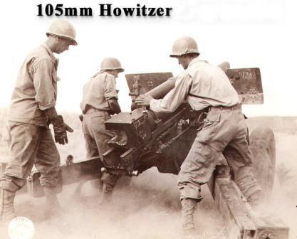 Organisation d'une division US d'infanterie en 1944 105_ho10
