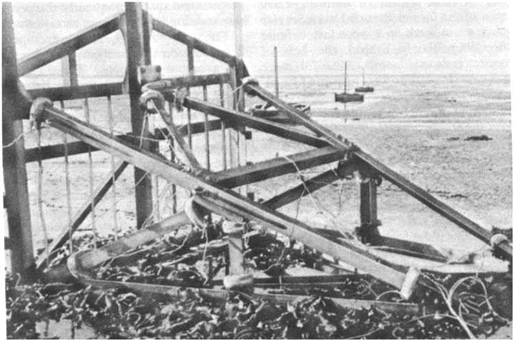 2 - Les obstacles sur la plage d'Omaha à Vierville 111_2110