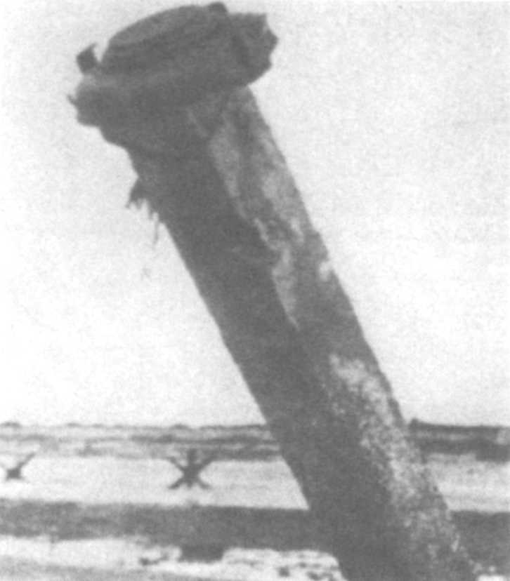 2 - Les obstacles sur la plage d'Omaha à Vierville 111_2212