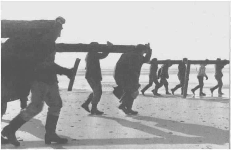 2 - Les obstacles sur la plage d'Omaha à Vierville 111_6211