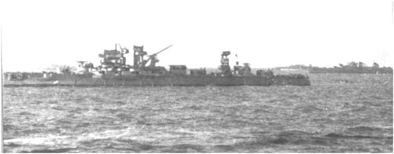 3 - Les forces navales et les bombardements navals prévus sur Omaha Beach le D DAY 1158-l10