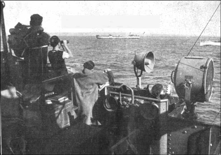 3 - Les forces navales et les bombardements navals prévus sur Omaha Beach le D DAY 1160-l10