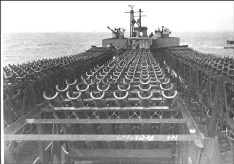 3 - Les forces navales et les bombardements navals prévus sur Omaha Beach le D DAY 122_1210