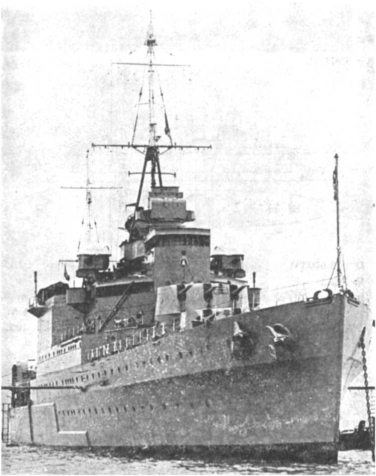 3 - Les forces navales et les bombardements navals prévus sur Omaha Beach le D DAY 122_1810
