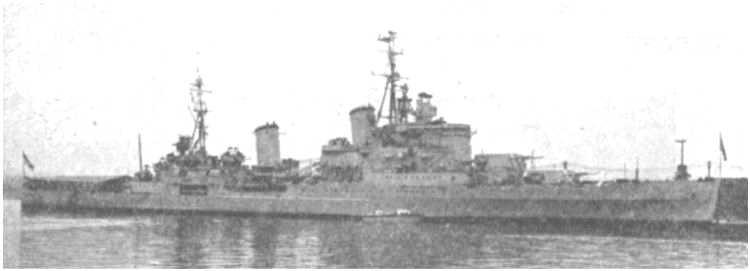 3 - Les forces navales et les bombardements navals prévus sur Omaha Beach le D DAY 122_1811