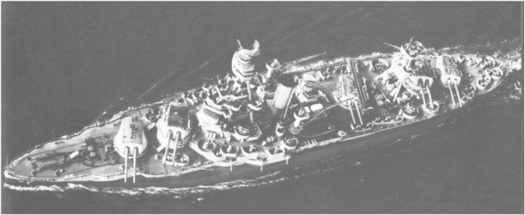 3 - Les forces navales et les bombardements navals prévus sur Omaha Beach le D DAY 122_2710