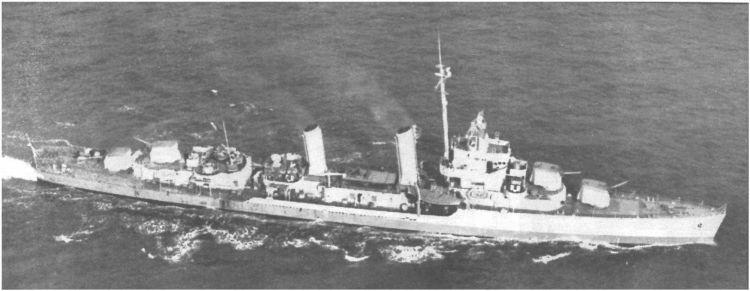 3 - Les forces navales et les bombardements navals prévus sur Omaha Beach le D DAY 122_8910