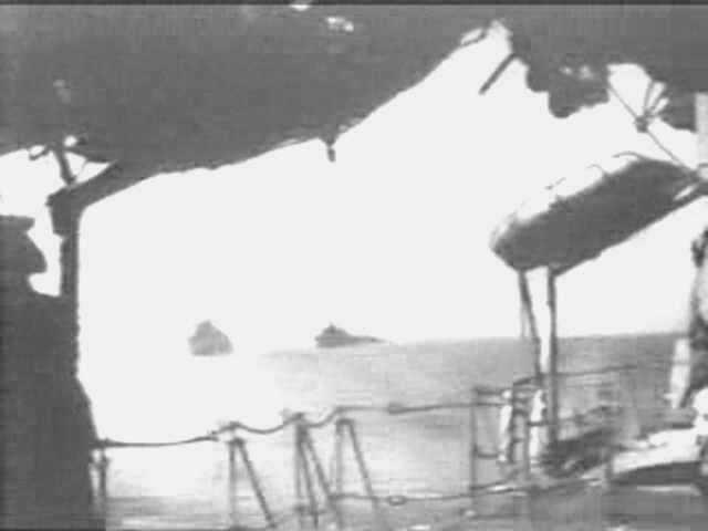 3 - Les forces navales et les bombardements navals prévus sur Omaha Beach le D DAY 1861-v10