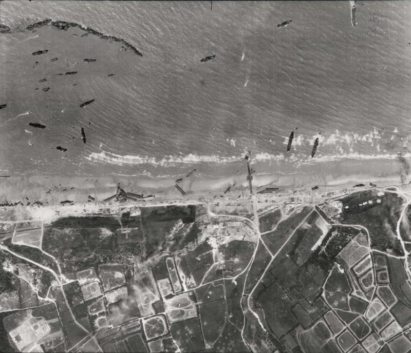 1 - Les plans de débarquement pour le Jour J 1944-610