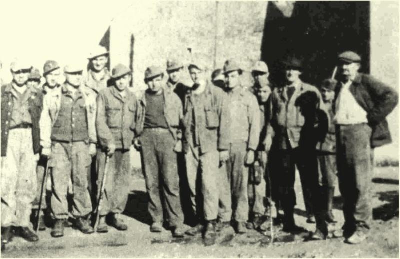 5 - Le déminage (Vierville sur Mer) 1946au10