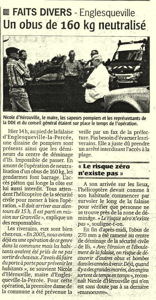 5 - Le déminage (Vierville sur Mer) 2008-o10