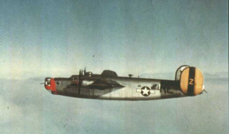 2 - Les bombardements aériens préalables au débarquement du D-DAY 231_4211