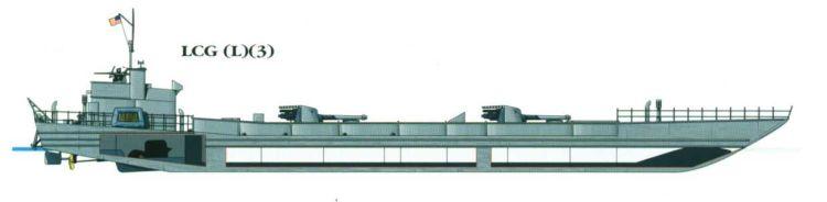 3 - Les forces navales et les bombardements navals prévus sur Omaha Beach le D DAY 23_12410