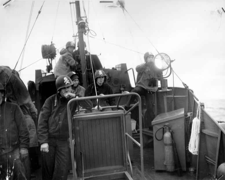 3 - Les forces navales et les bombardements navals prévus sur Omaha Beach le D DAY 37374810