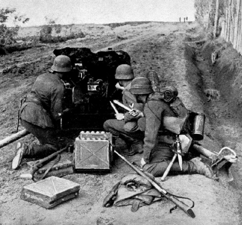 Panzerjäger ! la lutte antichar ! 61410