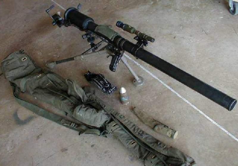L'ARMEMENT DE LA 4th INFANTRY DIVISION : LE FUSIL SANS RECUL M18 7d2bfc10