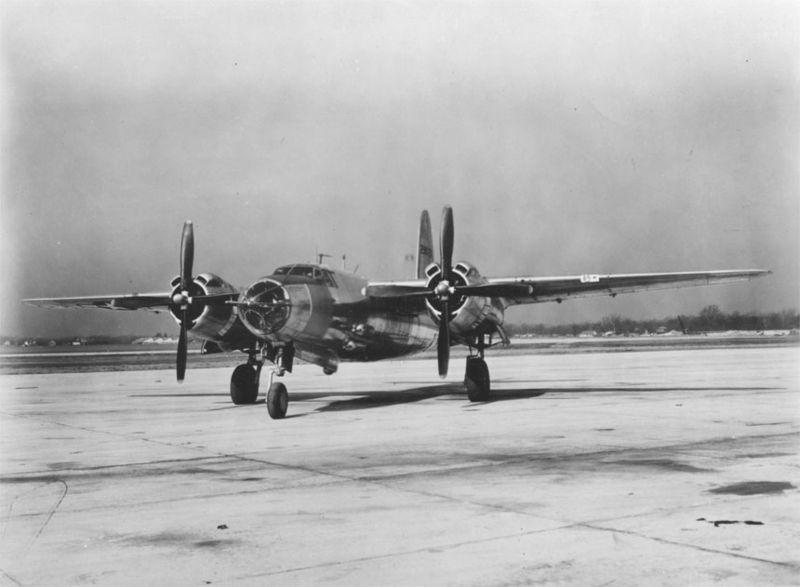 2 - Les bombardements aériens préalables au débarquement du D-DAY 800px-10