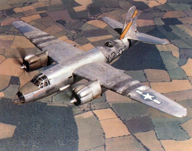 2 - Les bombardements aériens préalables au débarquement du D-DAY B_2610
