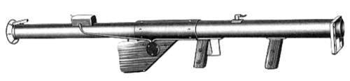 Organisation d'une division US d'infanterie en 1944 Bazook10