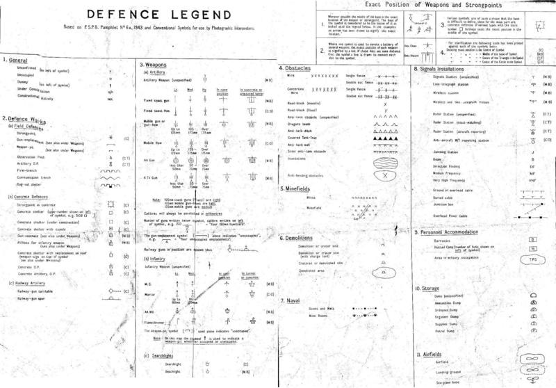 3 - Les forces navales et les bombardements navals prévus sur Omaha Beach le D DAY Carte-10
