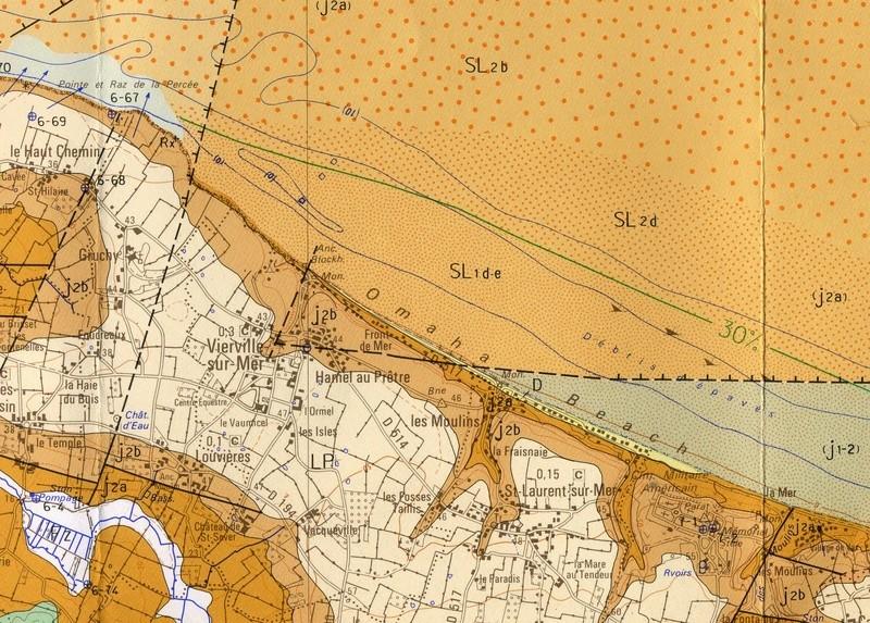 1 - Les plans de débarquement pour le Jour J Carteg10