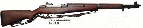 Organisation d'une division US d'infanterie en 1944 Garand10