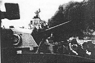 3 - Les forces navales et les bombardements navals prévus sur Omaha Beach le D DAY M-6h0010
