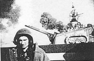 3 - Les forces navales et les bombardements navals prévus sur Omaha Beach le D DAY M-smle10